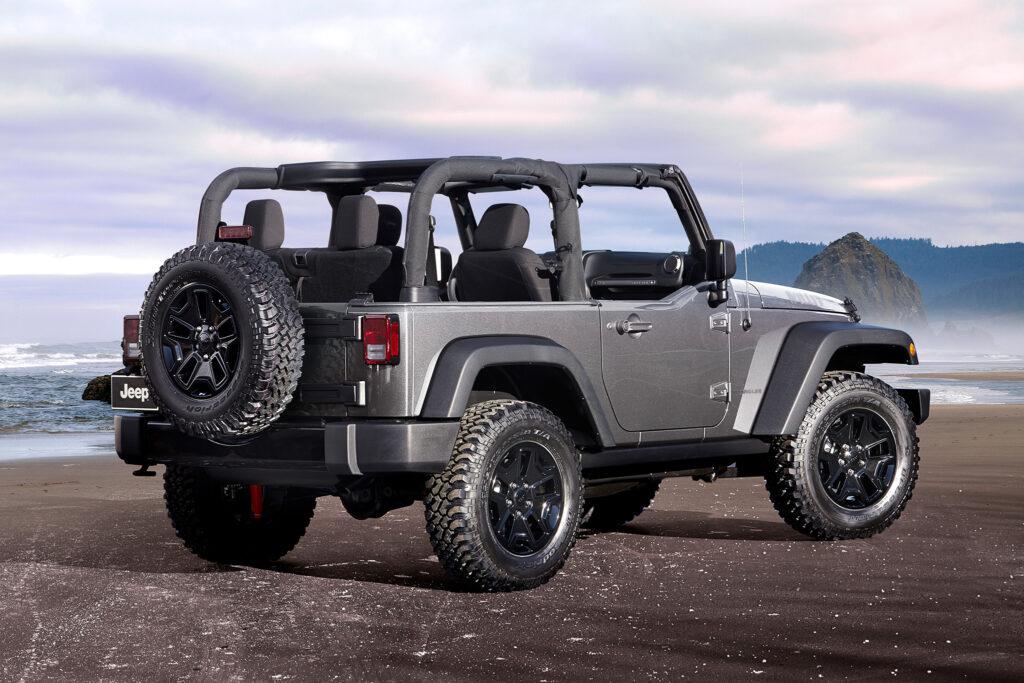 Новый Jeep Wrangler 2018 впервые получит «заряженную» версию