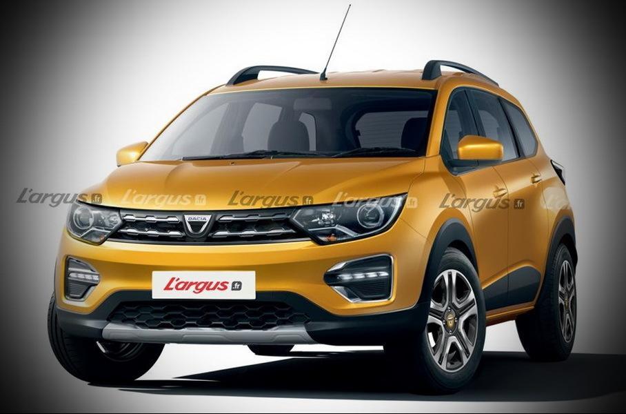 Renault готовит преемника Lada Largus