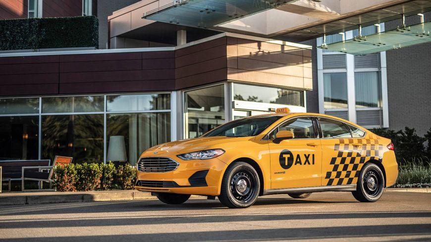 Форд предложит свои модели для Нью-Йоркского такси
