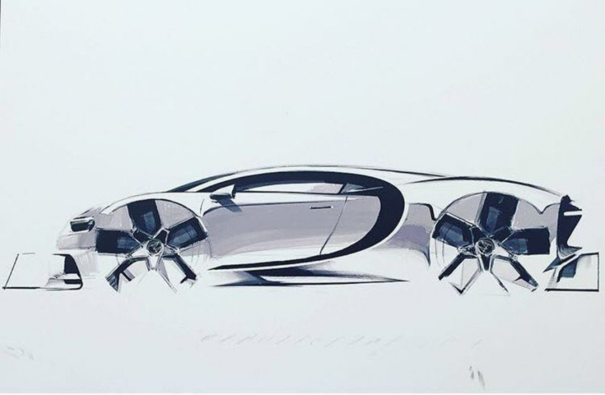 Bugatti создала новый гиперкар Chiron Divo стоимостью 5 млн евро