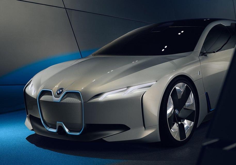 Электроконцепт BMW iVision Dynamics пойдет в серию под именем BMW i4