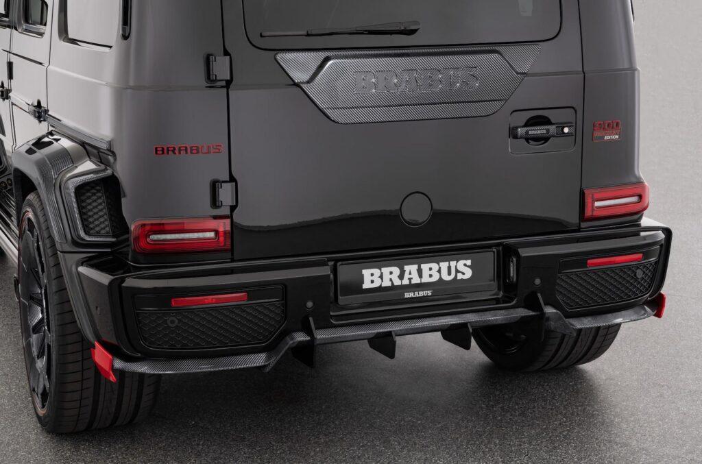 Тюнеры Brabus сделали из G-Class 900-сильный «суперкар» Rocket Edition