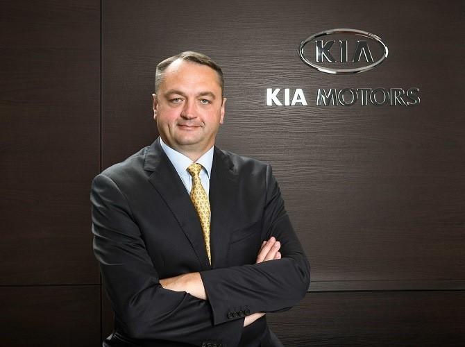 Управляющим директором KIA Motors Rus стал Александр Мигаль