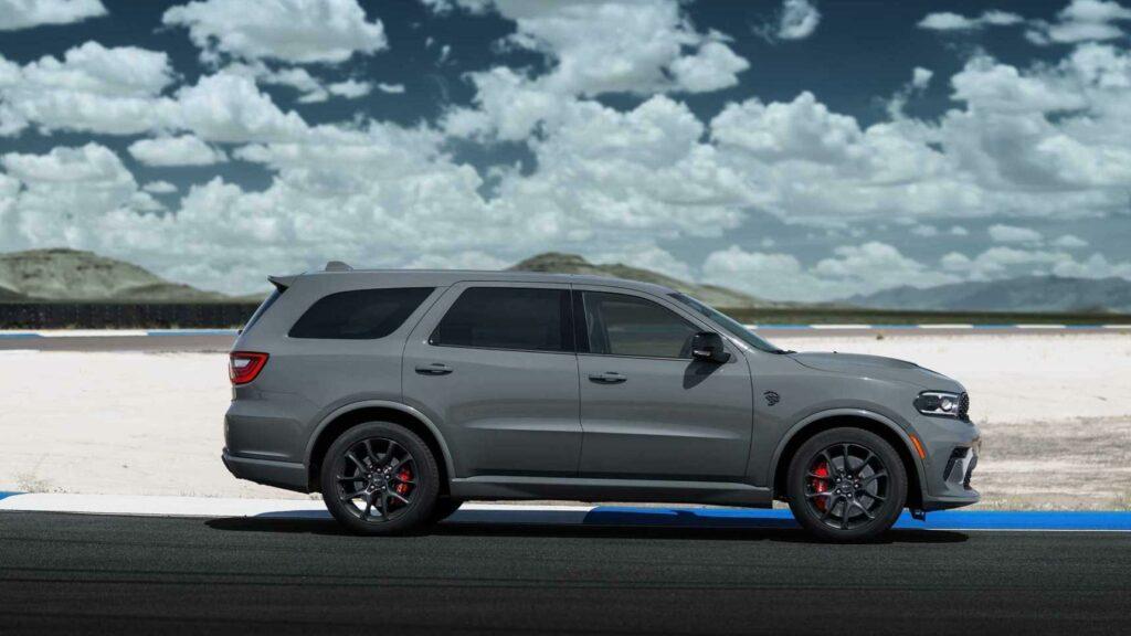 Dodge представил самый мощный серийный внедорожник в мире