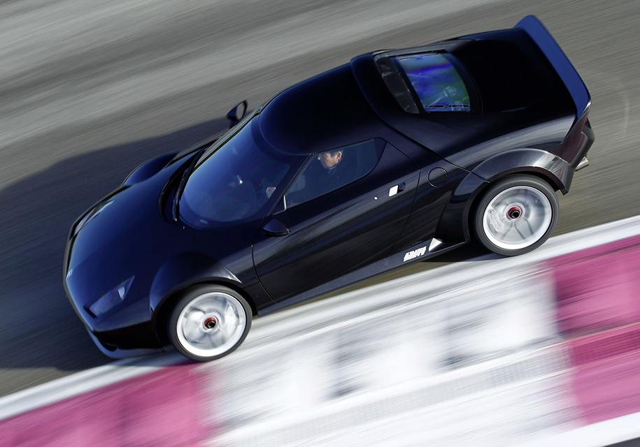 В марте в Женеве покажут возрожденный спорткар Lancia Stratos