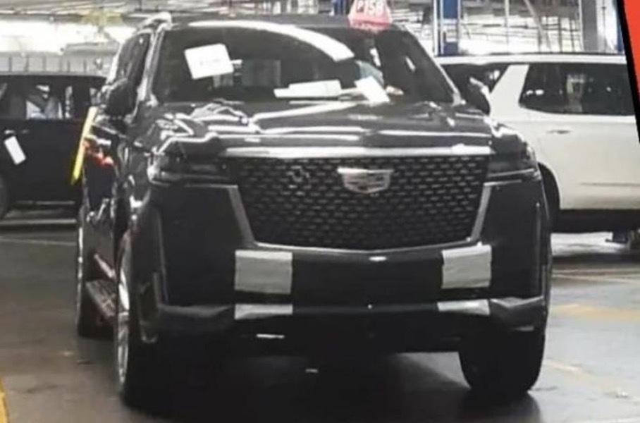 Названа дата премьеры нового поколения Cadillac Escalade
