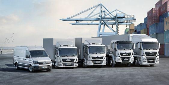 6 причин выбрать коммерческий грузовик от MAN