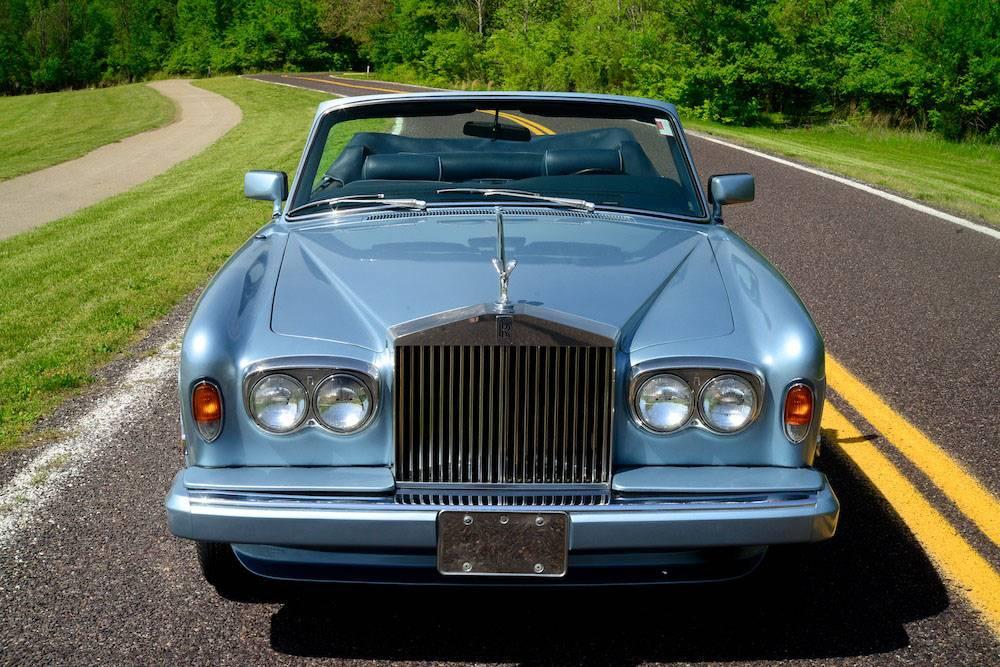 Кабриолет Rolls-Royce Фрэнка Синатры выставили на торги