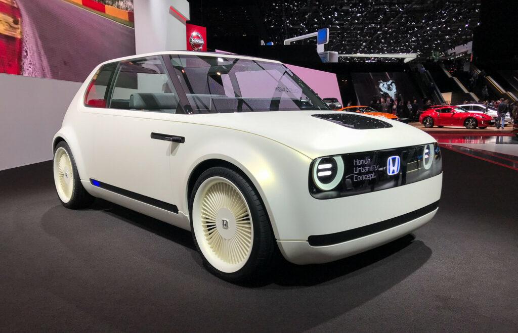 Honda рассекретила название нового электромобиля