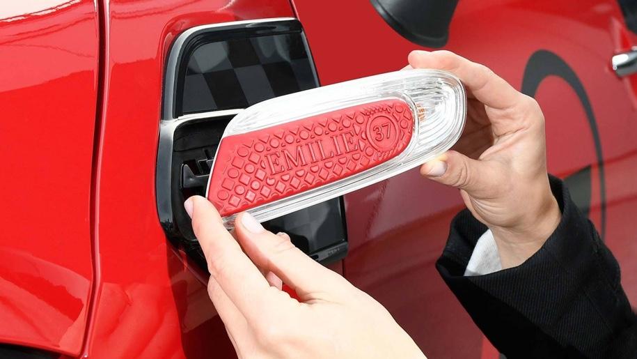 Автомобили Mini получили распечатанные на 3D-принтере детали
