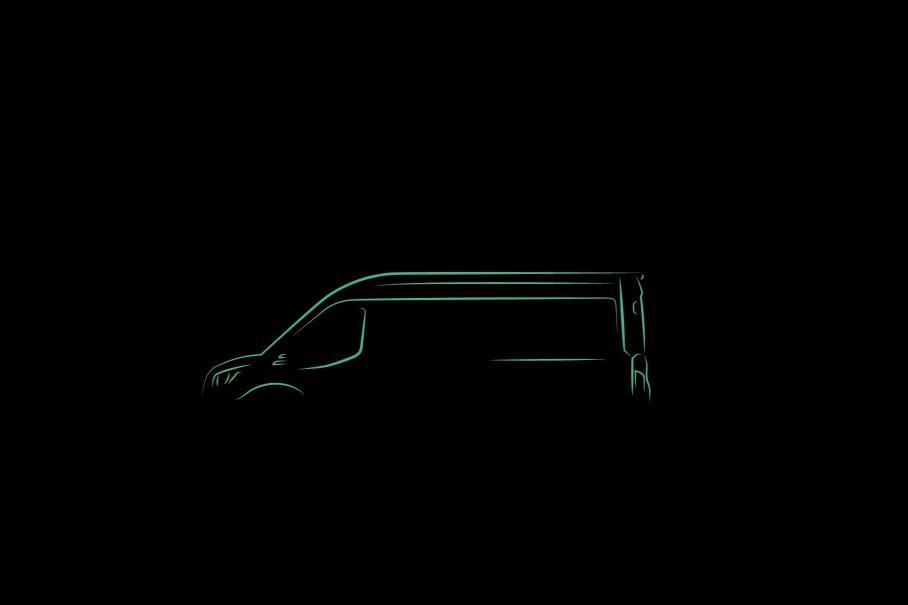 Ford анонсировал полностью электрический Ford Transit