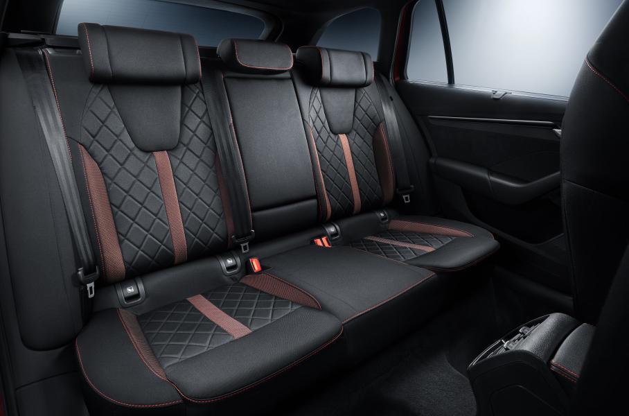 Skoda презентовала обновленную Skoda Octavia RS iV