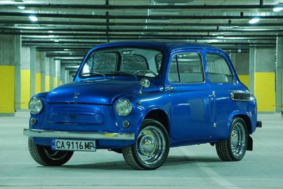 В Европе продают «Горбатый» ЗАЗ-965А за 42 тысячи долларов