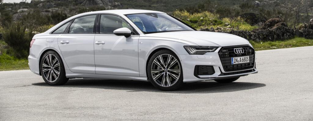 Audi объявила цены на новое поколение седана Audi A6 в России