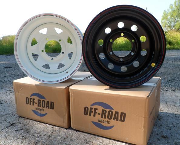 Off Road Wheels: почему владельцы внедорожников выбирают эти диски