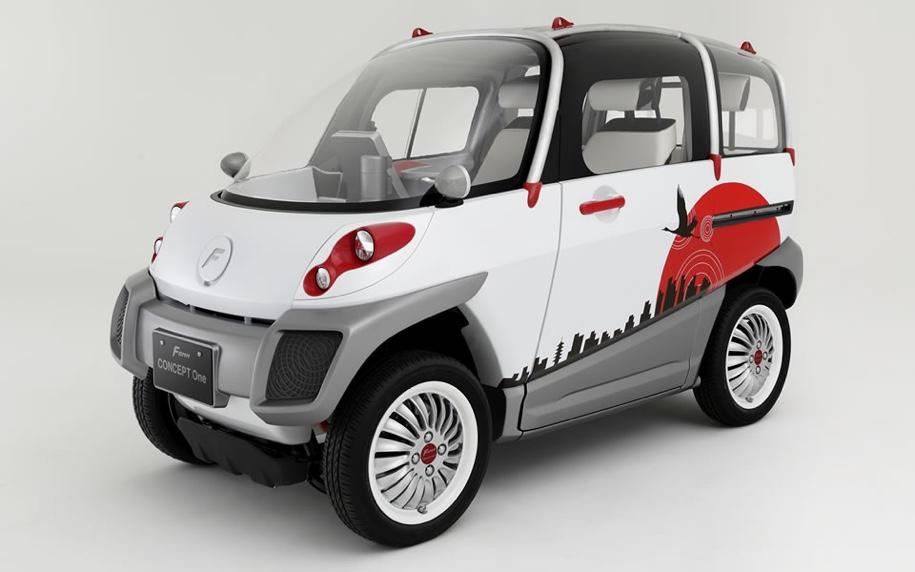 Экс-инженер Toyota в Японии представил электрокар-амфибию
