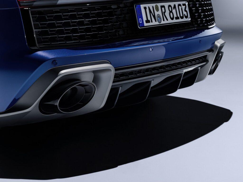 В Нью-Йорке был представлен обновленный Audi R8 2020