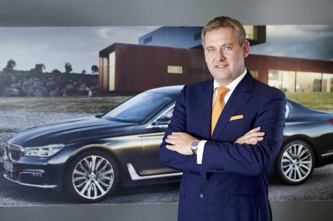 Нового руководителя назначили в российском офисе BMW