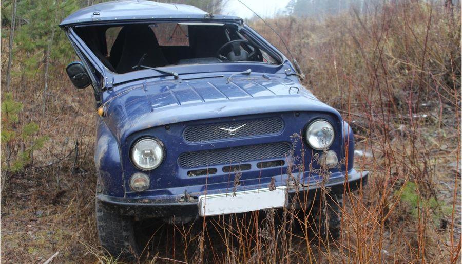 Водитель УАЗа получил травмы, перевернувшись в Кильмезском районе
