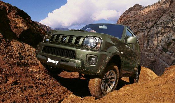 Suzuki прекратила производство Suzuki Jimny из-за смены поколений