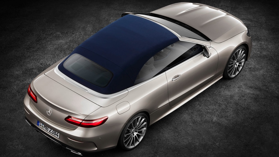 Mercedes-Benz E-Class получил новую гибридную силовую установку