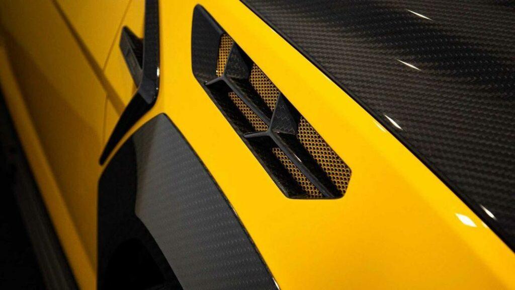 Немецкое тюнинг-ателье доработало Lamborghini Urus
