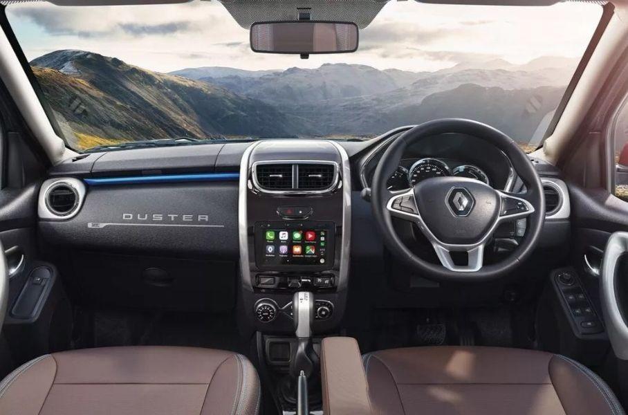 Первый Renault Duster оснастили турбомотором от модели Arkana