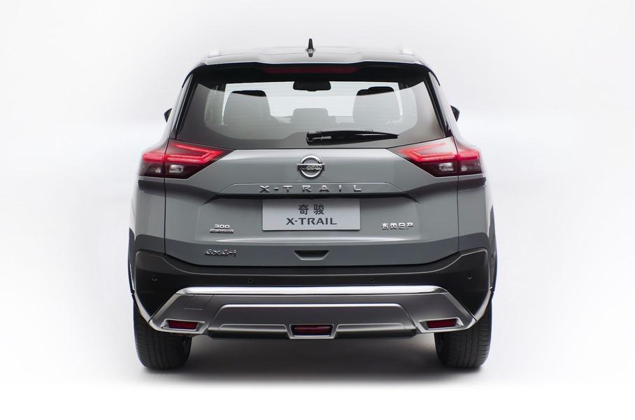Nissan на мотор-шоу в Шанхае представил Nissan X-Trail 2022 модельного года