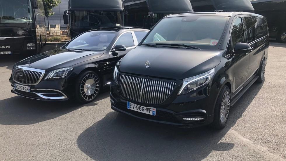 CSL Paris сделала для Mercedes-Benz V-Class роскошный рестайлинг