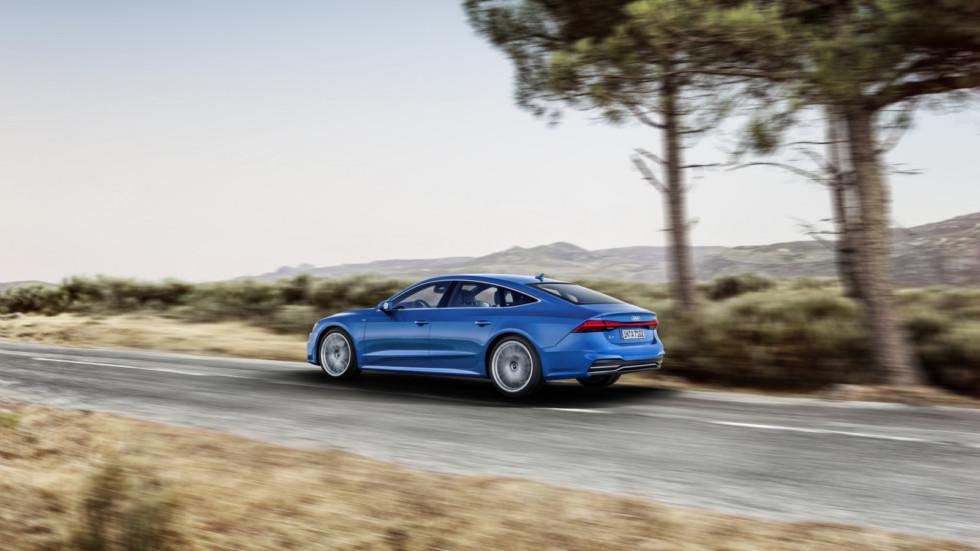 Audi RS7 Sportback стал 600-сильным подключаемым гибридом