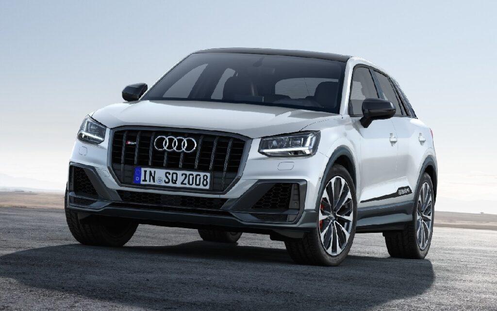 """Компания Audi представила """"заряженную"""" версию Audi SQ2"""