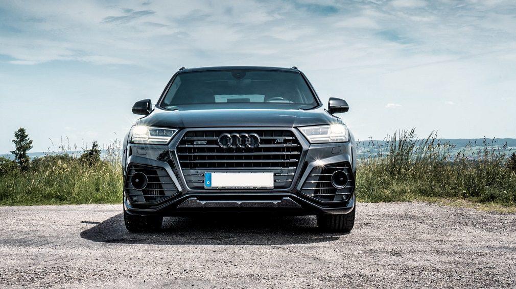Тюнеры ABT представили пакет доработок для кроссовера Audi Q7