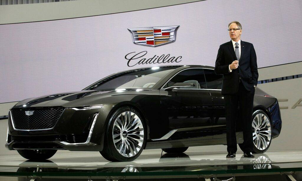 Стивен Карлайн стал новым главой компании Cadillac