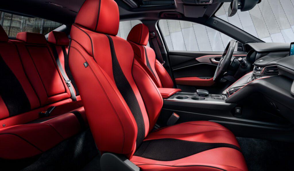 Седан Acura TLX нового поколения представлен официально