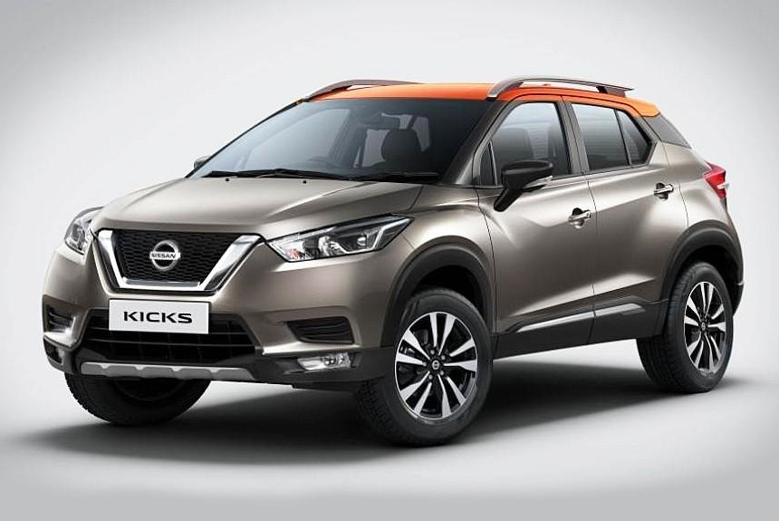 Новый кроссовер Nissan Kicks отправит Nissan Terrano на «пенсию»