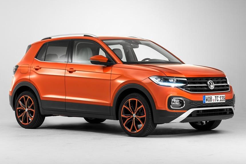 Volkswagen представит в России бюджетный кроссовер Tarek