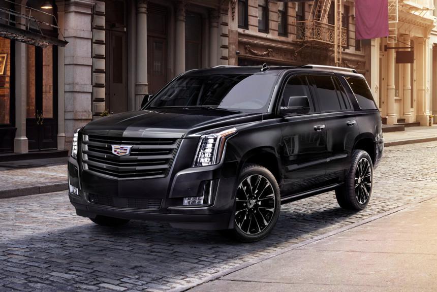 Внедорожник Cadillac Escalade получил спорт-версию в России