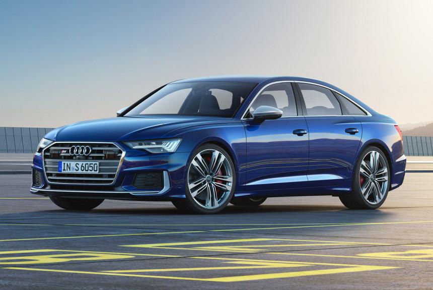 Седан Audi S6 получил бензиновую модификацию