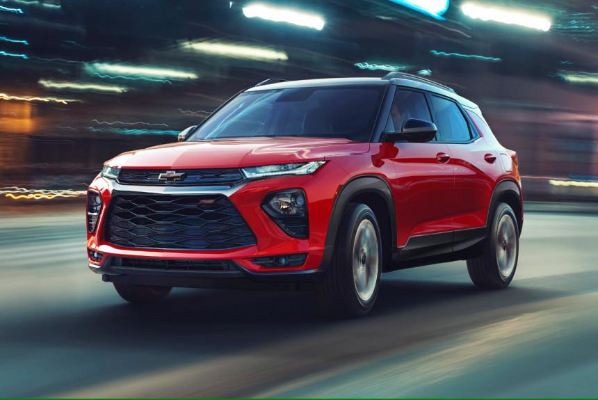 Chevrolet Trailblazer и Buick Encore GX готовы покорять рынок США