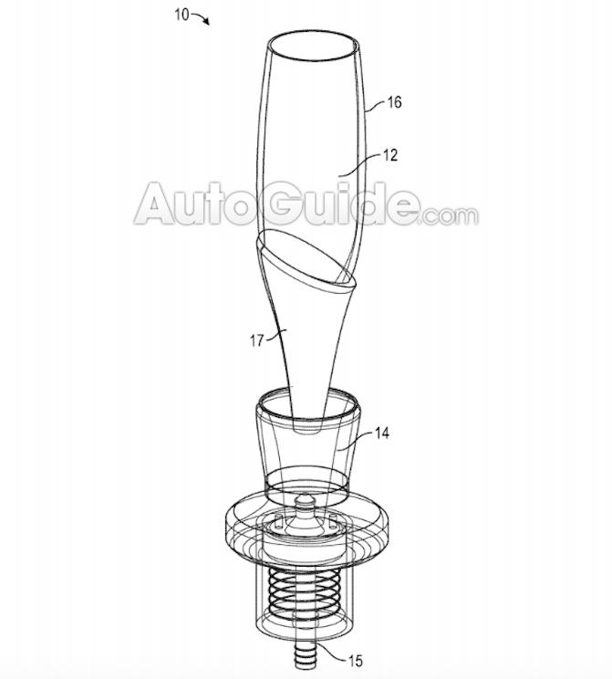 Компания BMW придумала, как наливать шампанское в бокал снизу