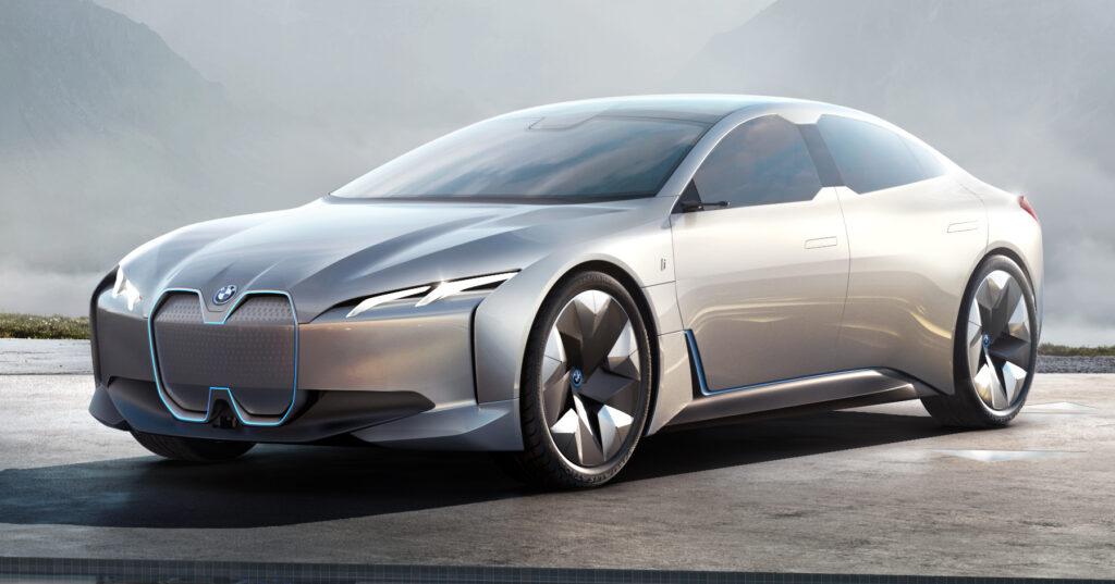 BMW выпустит электрокар BMW i6 для конкуренции с Porsche Taycan