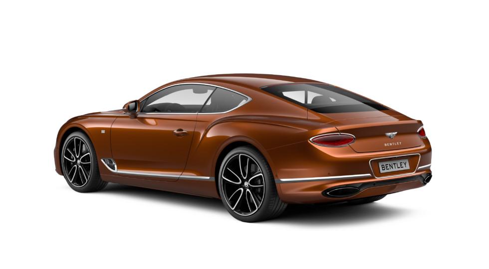 Bentley Continental GT получил лимитированную версию First Edition