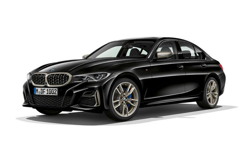 Самый мощный седан BMW 3-Series рассекречен до премьеры
