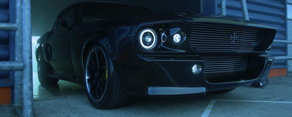 Британская компания Charge выпустит электрический Ford Mustang