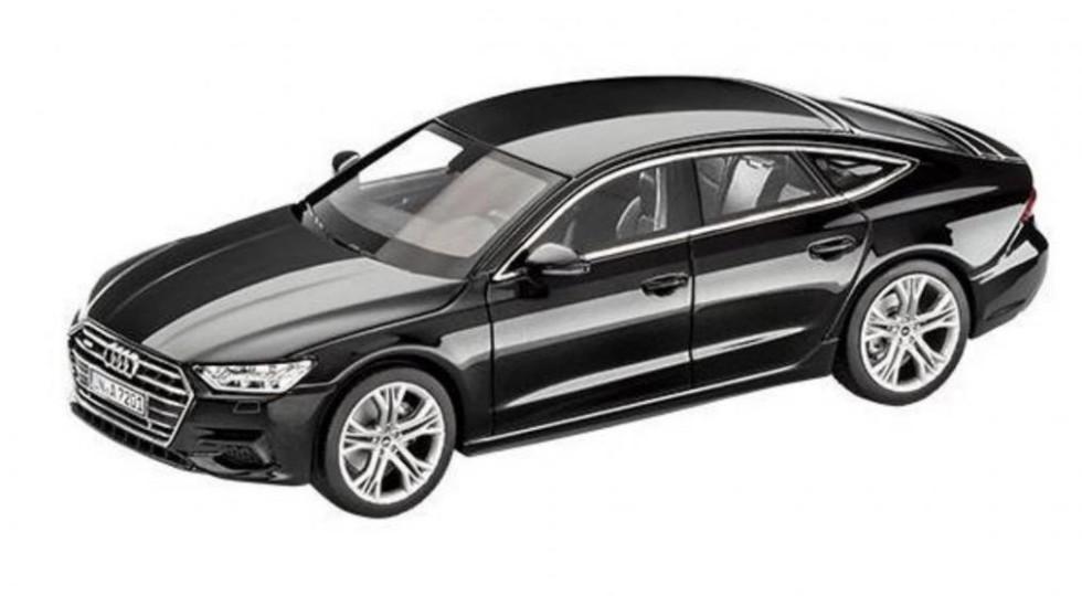 Рассекречен дизайн нового поколения фастбека Audi A7 Sportback