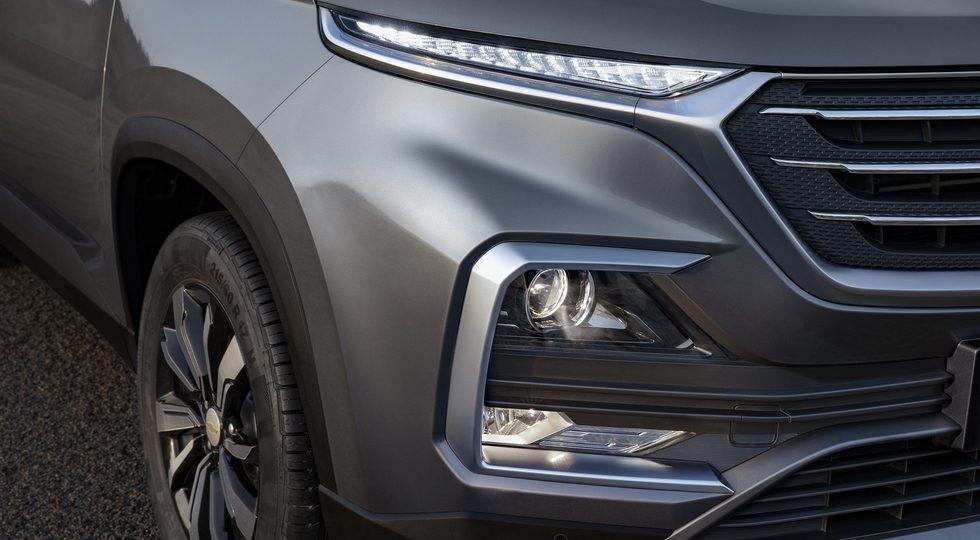 Кроссовер Chevrolet Captiva нового поколения скоро появится в продаже