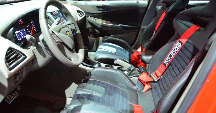 Chevrolet представил Chevrolet Cruze Sport6 SS с 300-сильным двигателем