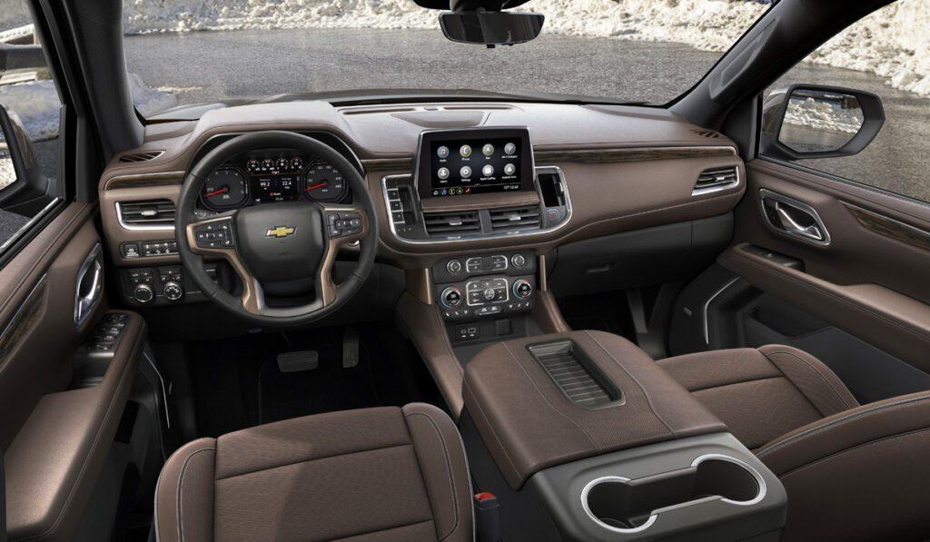 Новый Chevrolet Tahoe получил турбодизель и независимую подвеску