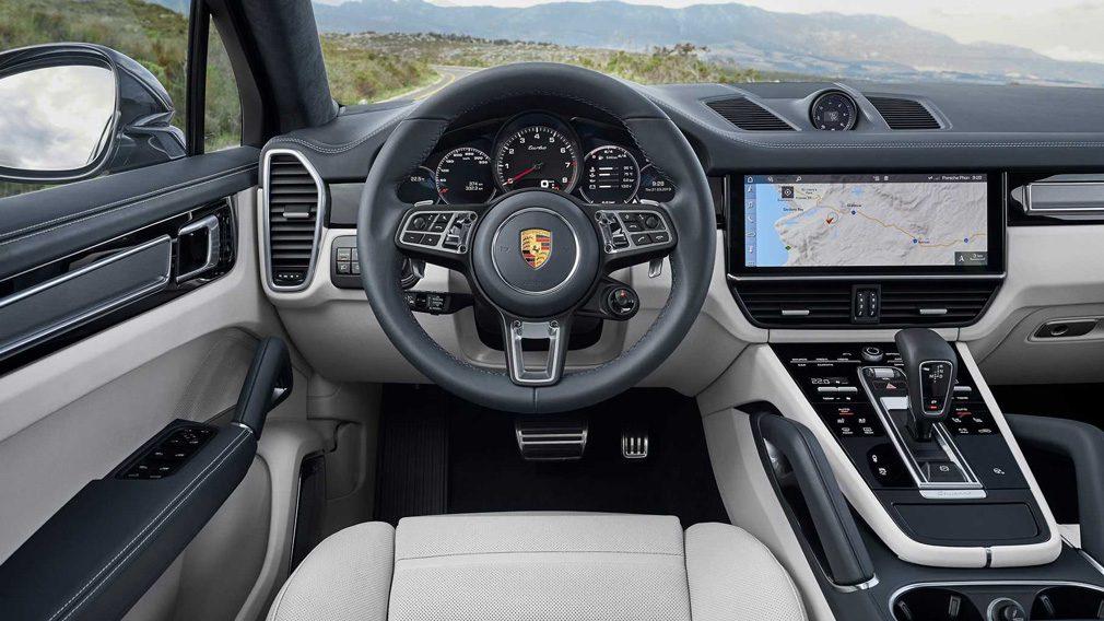 Porsche Cayenne Coupe дебютировал на автосалоне в Шанхае