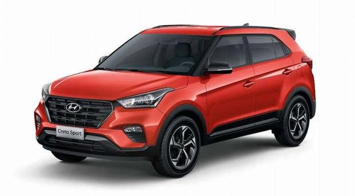 Кроссовер Hyundai Creta Sport появится на рынке в сентябре